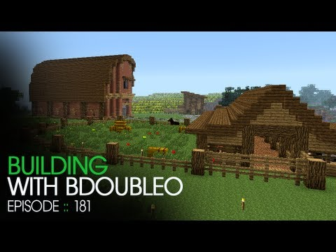 Minecraft Building with BdoubleO Episode 181 Taking a Breather
