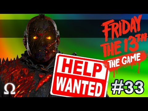 JASON'S LITTLE HELPERS! (BETRAYAL EDITION) | Friday the 13th The Game #33 Ft. Friends