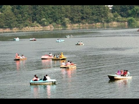 Ooty Lake, Tamilnadu - India Tourism video
