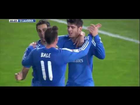 Alvaro Morata Top 3 Goals with Real Madrid