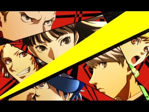 Persona 4: The Ultimate in Mayonaka Arena Opening