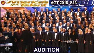 """Angel City Chorale Choir with """"AFRICA"""" AWESOME  America"""