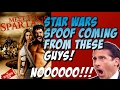 Star Wars Spoof Movie Coming From the Awful Makers of Meet the Spartans & Vampires Suck!!