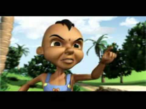 Geng Upin & Ipin video