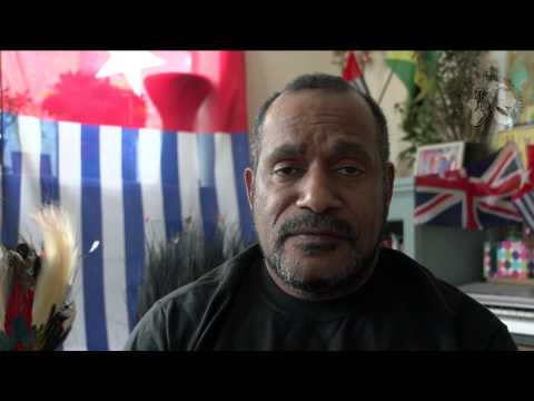 Benny Wenda Of Free West Papua Campaign Interview May 18th, 2013. video