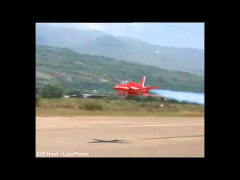 Red Arrows BAE Hawk - RC Jet Turbine Power