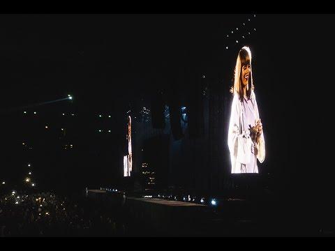 Rihanna - Koncert W Polsce 2016 - Stadion Narodowy W Warszawie