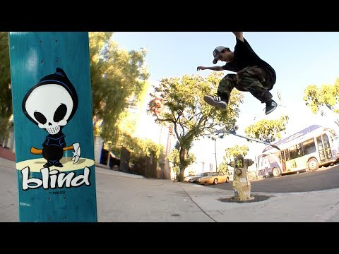 Tj Rogers - OG Reaper Series | Blind Skateboards