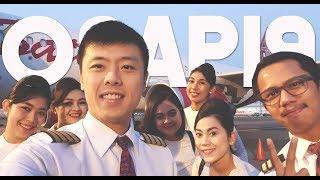 OSAPI - HP Penumpang Ketinggalan - Obrolan Santai Pilot #9 by Captain Vincent Raditya Batik Air
