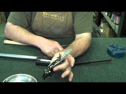 Gunsmithing: Franchi Model 48 .20 ga (Gunworks)