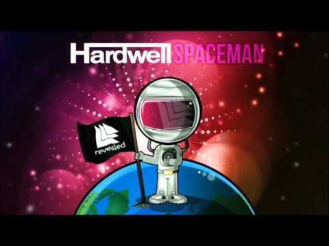 Hardwell - Spaceman (Original Mix) HD 1080P