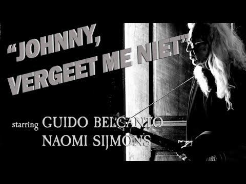 Guido Belcanto feat. Naomi Sijmons - Johnny vergeet me niet