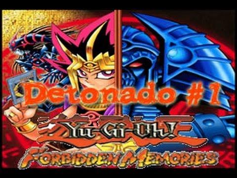 Yu-Gi-Oh Forbidden Memories Detonado #1