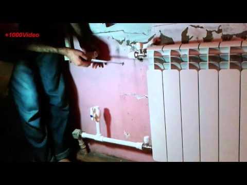 Отопление в гараже из полипропиленовых труб своими руками 79