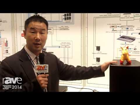 ISE 2014: C-MARK Explains US-A Series Networkable Digital Archive Speaker