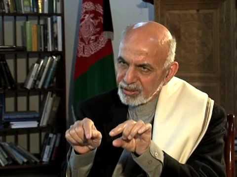Ashraf Ghani Ahmadzai Video Ashraf Ghani Ahmadzai
