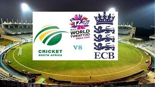 ENG vs SA T20 WorldCup 2016 Highlights on 18-03-2016