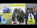 Lagu MG Gundam Alex 2.0, RG Crossbone Gundam and new BIGGER, CHEAPER Robot Spirits! THE IRON DIAPER