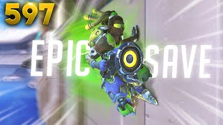 Above Average Lucio Gameplay!! | Overwatch Daily Moments Ep.597 (Funny and Random Moments)