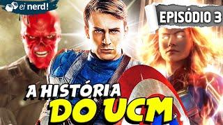 HISTÓRIA DO UCM EP. 3: O TESSERACT