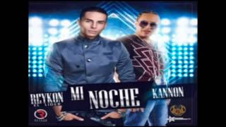 Watch Reykon Mi Noche video