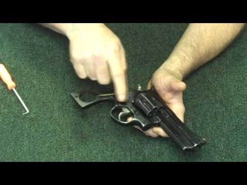 Gunsmithing: Taurus 608 .357 Magnum Revolver Part 1 (Gunworks)
