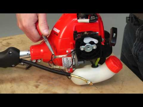 Echo String Trimmer Repair - How to replace the Driveshaft