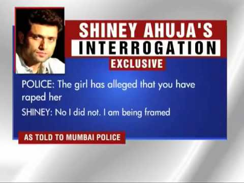 Shiney Ahuja's Justification Video