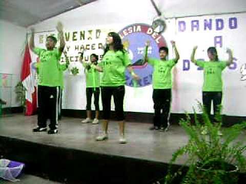 coreografias cristianas mix