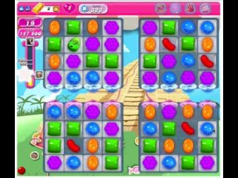 Candy Crush Saga level 323 NEW 3***