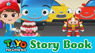 (EN) [Tayo's Story Book] #07 Happy Birthday