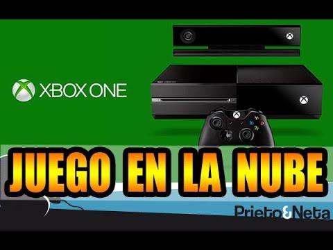ULTIMA HORA || MICROSOFT : Juego en la Nube - Xbox one y Xbox 360