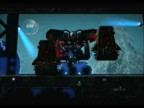 Little Big Planet (PS3) Gameplay Part 26 (The Wilderness - The Collector)