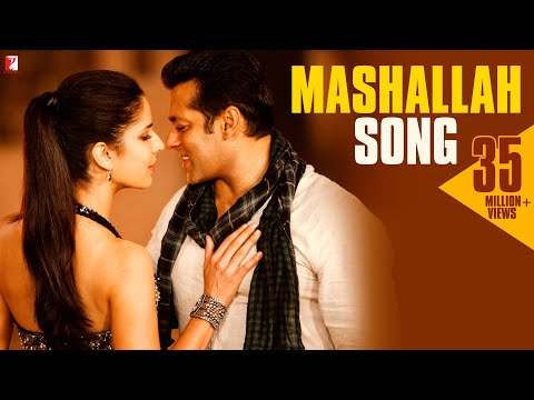 Mashallah - Song - Ek Tha Tiger - Salman Khan | Katrina Kaif Music Videos