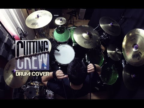 Cutting Crew - (I Just) Died In Your Arms - Drum Cover