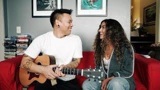 Download Lagu Like A Star (Cover) ft. Noa Vlessing   AJ Rafael Gratis STAFABAND