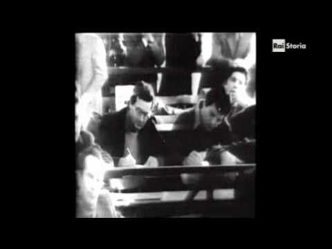 Franco Freda -  Il processo di Catanzaro, 1977 (Piazza Fontana) - Prima Puntata