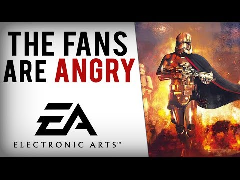 EA Secretly Abandoning Battlefront 2 & Players Are Angry!