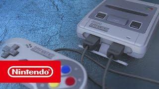 Nintendo Classic Mini: Super Nintendo Entertainment System - The console of a generation!