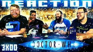 "Doctor Who 3x0 REACTION!! ""The Runaway Bride"""