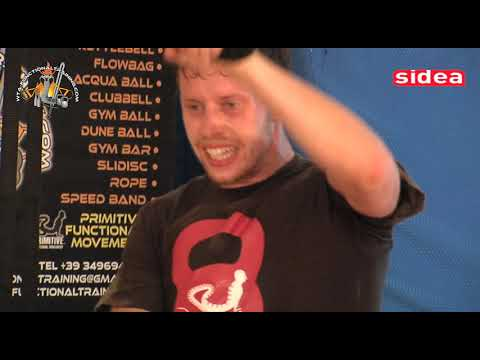 Functional Training for SANDA KICK BOXING Image 1