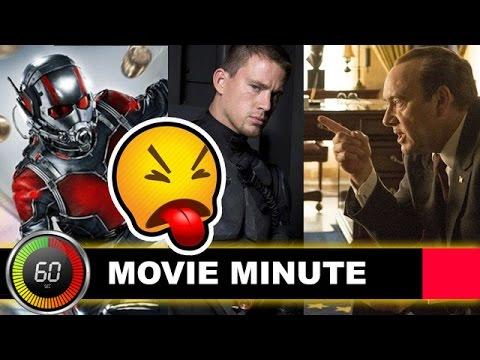 Ant-Man 2015 Avenger cameo, Channing Tatum hates GI Joe, Amazon's Elvis & Nixon - Beyond The Trailer