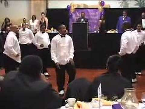 Omega Psi Phi Nu Pi Chapter Step Show(Part 2)