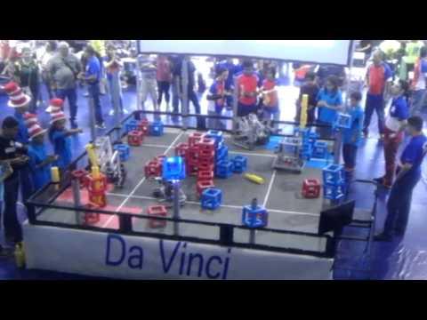 VEX Robotics – Skyrise –  Match 34 – PRIOR Toa Baja Technology Challenge 2014