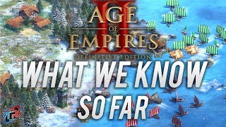 Age of Empires 2 Definitive Edition - What We Know So Far