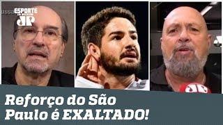 """""""PATO é jogador de nível MUNDIAL!"""" Reforço do São Paulo é EXALTADO!"""