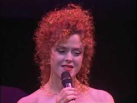 Move On by Bernadette Peters