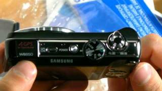 WB650 Samsung Digital Camera Hands-On