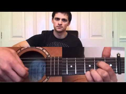 How To Play River Flows In You On Guitar (arranged by Sunga...