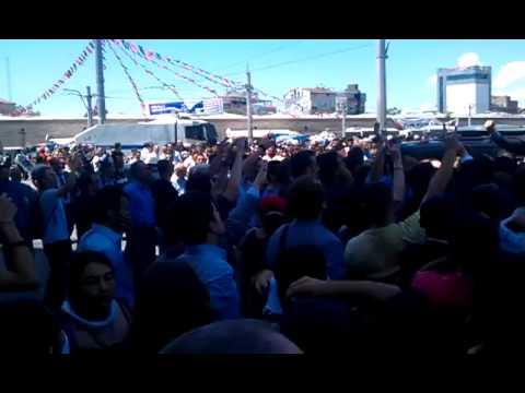 Ülkücü Hareket Taksim'de
